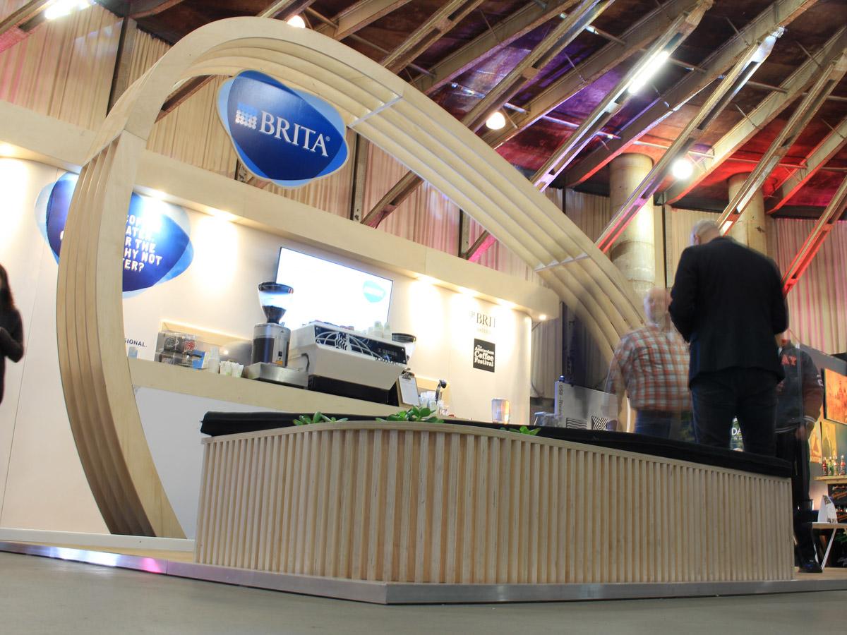 Brita Exhibition stand