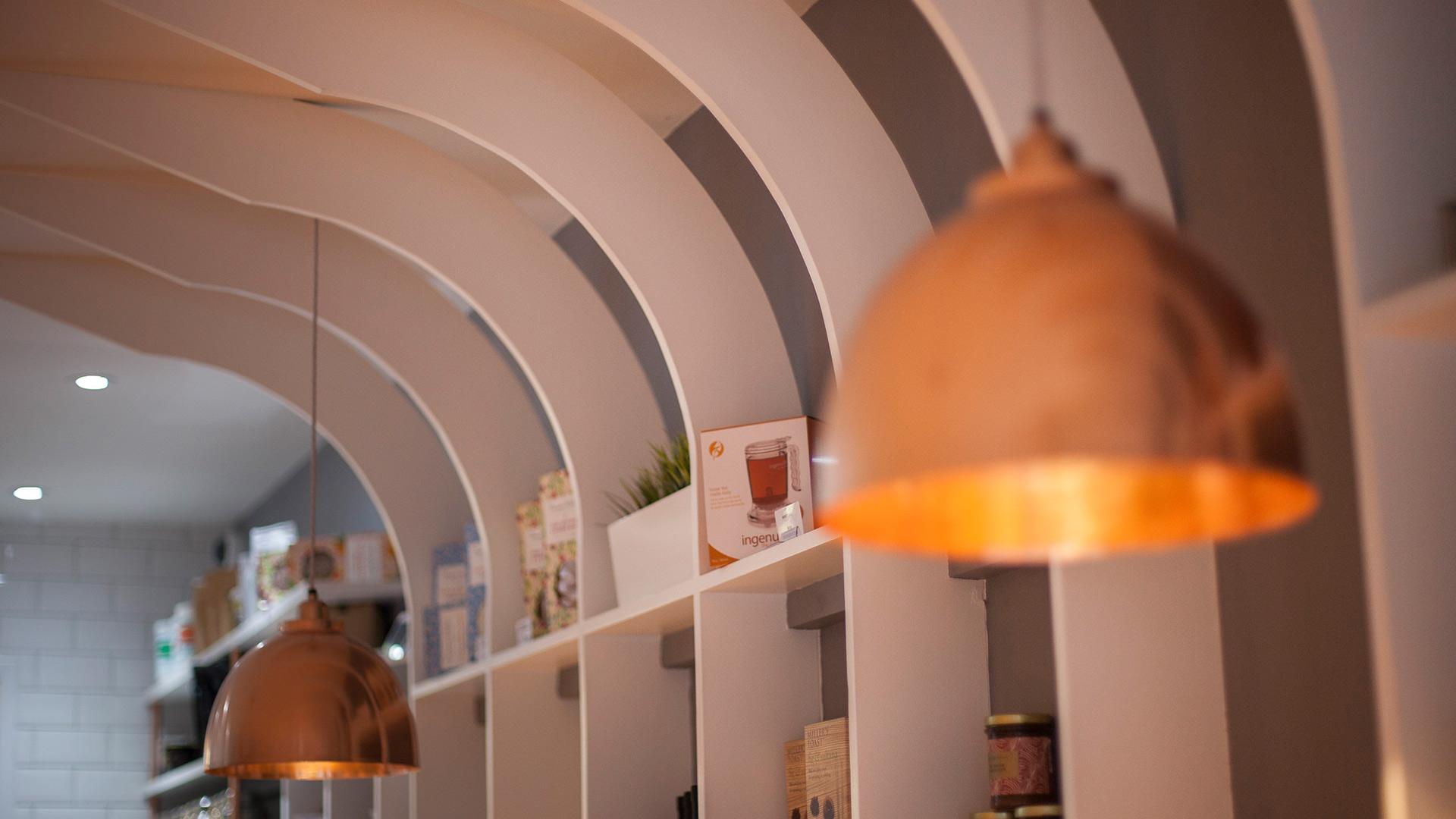 Organic Kitchen Restaurant Interior Design Liqui