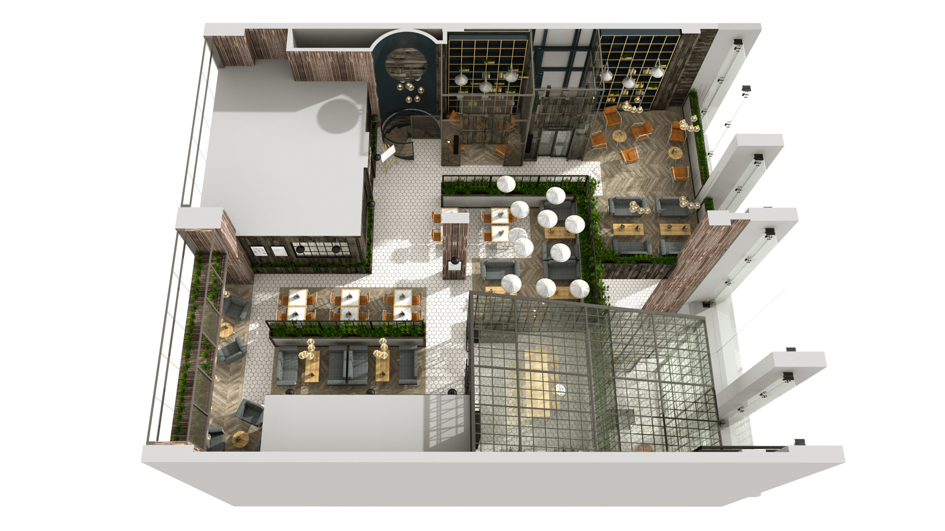 Office Furniture Layout Floor Plans