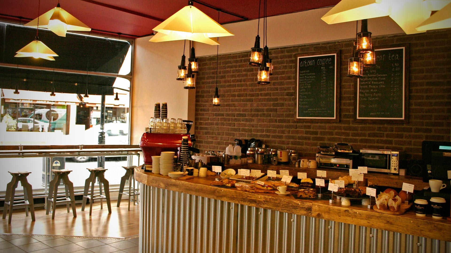 Artisan Coffee Award Winning Coffee Shop Design