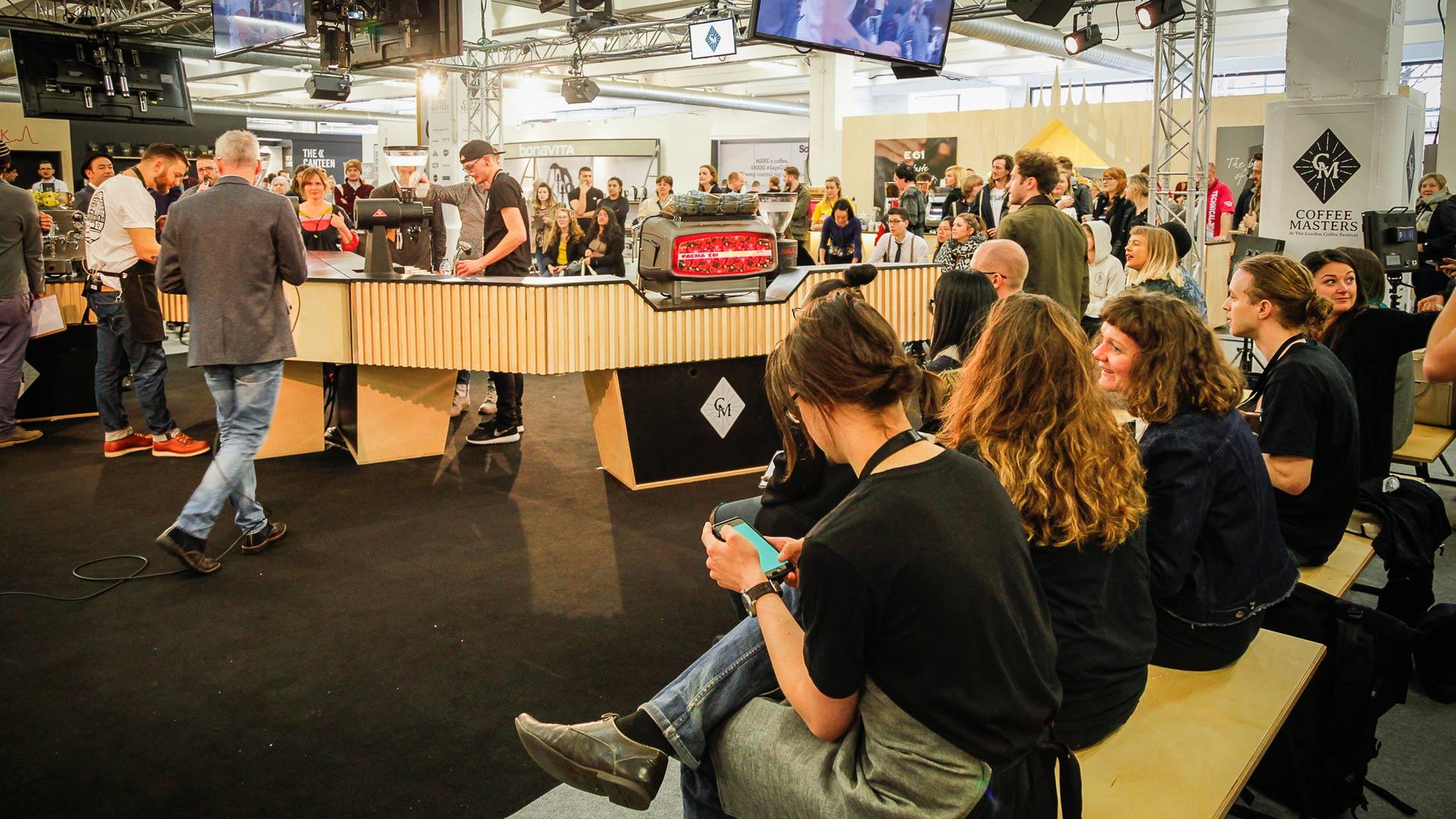 Exhibition Design Brand Environments London Coffee Festival