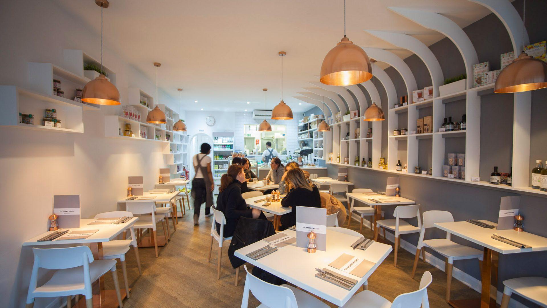 Wolfies Kitchen Restaurant Interior Design Bespoke
