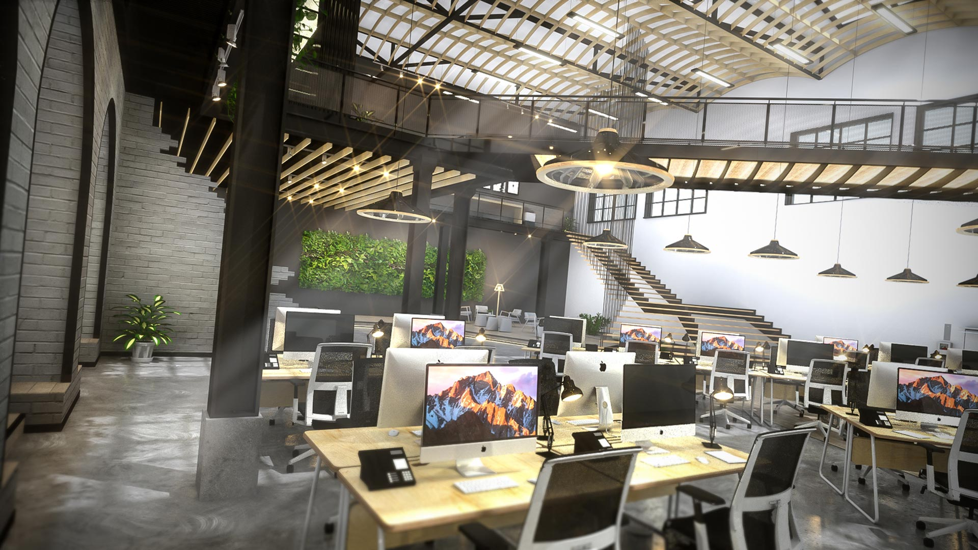 Office Interior Design Creative Office Design Bespoke