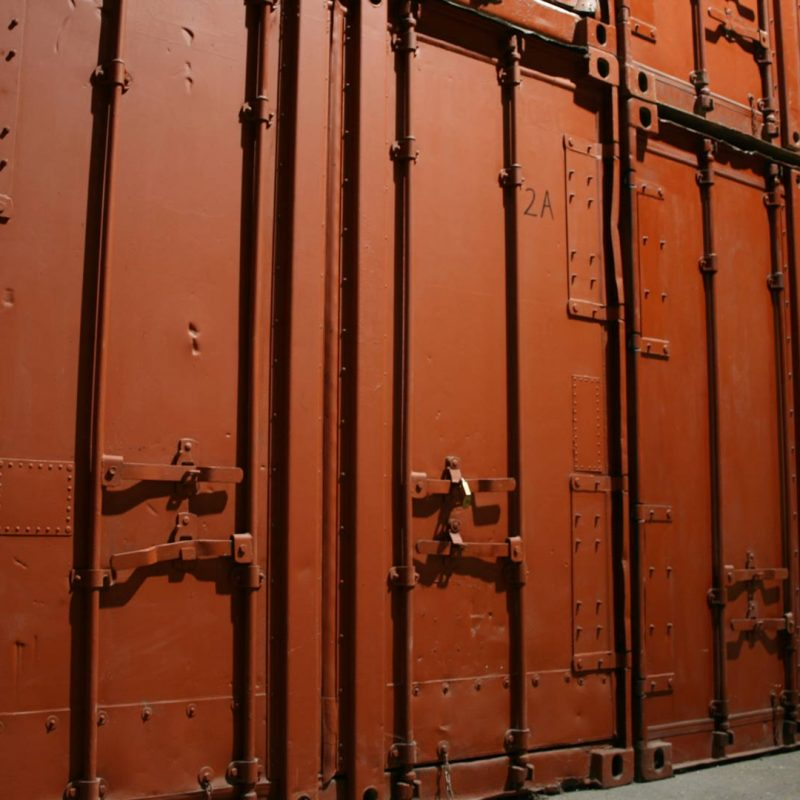 LIQUI - REFURBISHMENT AND STORAGE - storage units